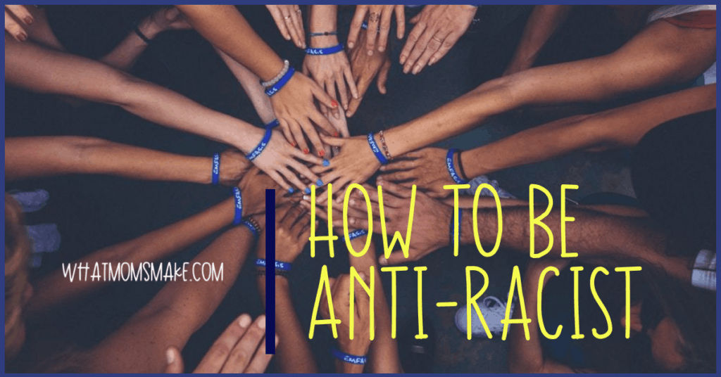 How to be anti racist image