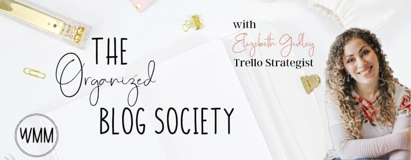 THE organized Blog Society Facebook Group