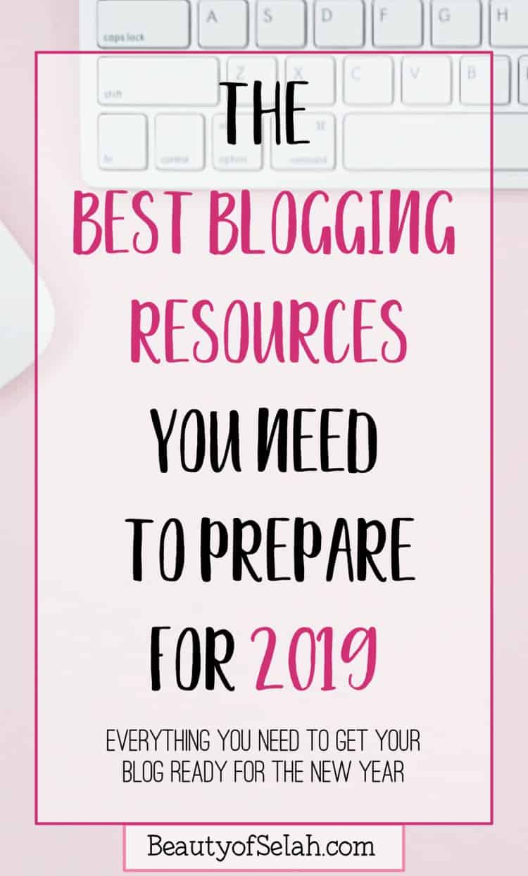 The Best Blogging Resources #blogging #howtoblog #bloggingresources