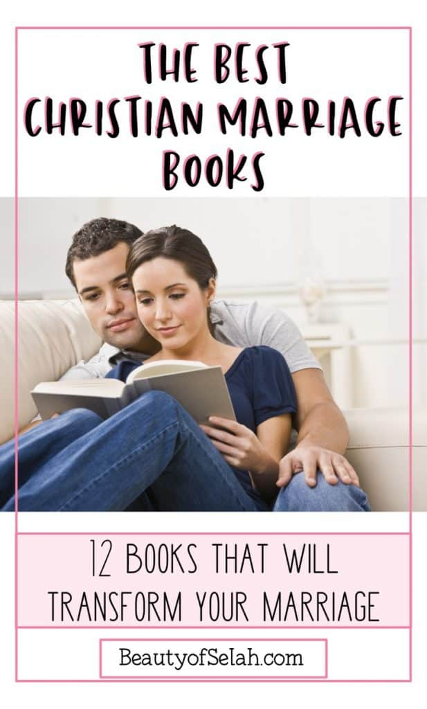 The Best Christian Marriage Books #marriage #marriageadvice #christian