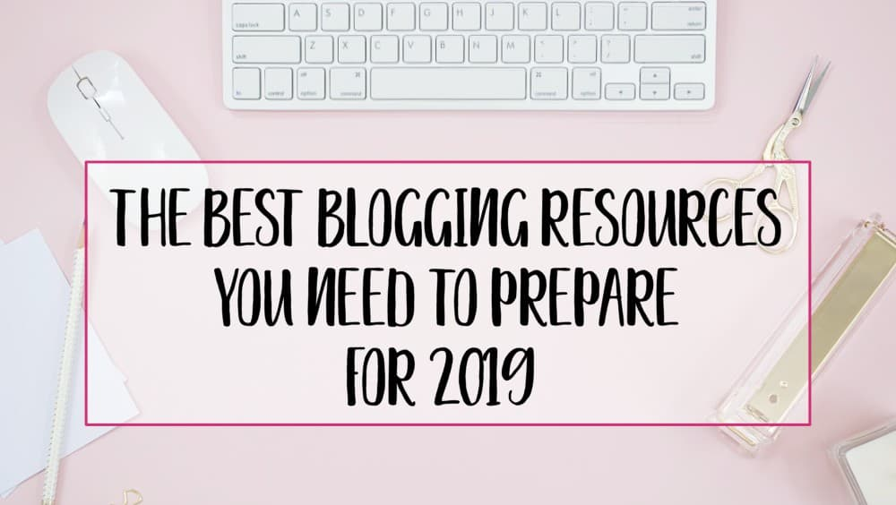 The best blogging resources