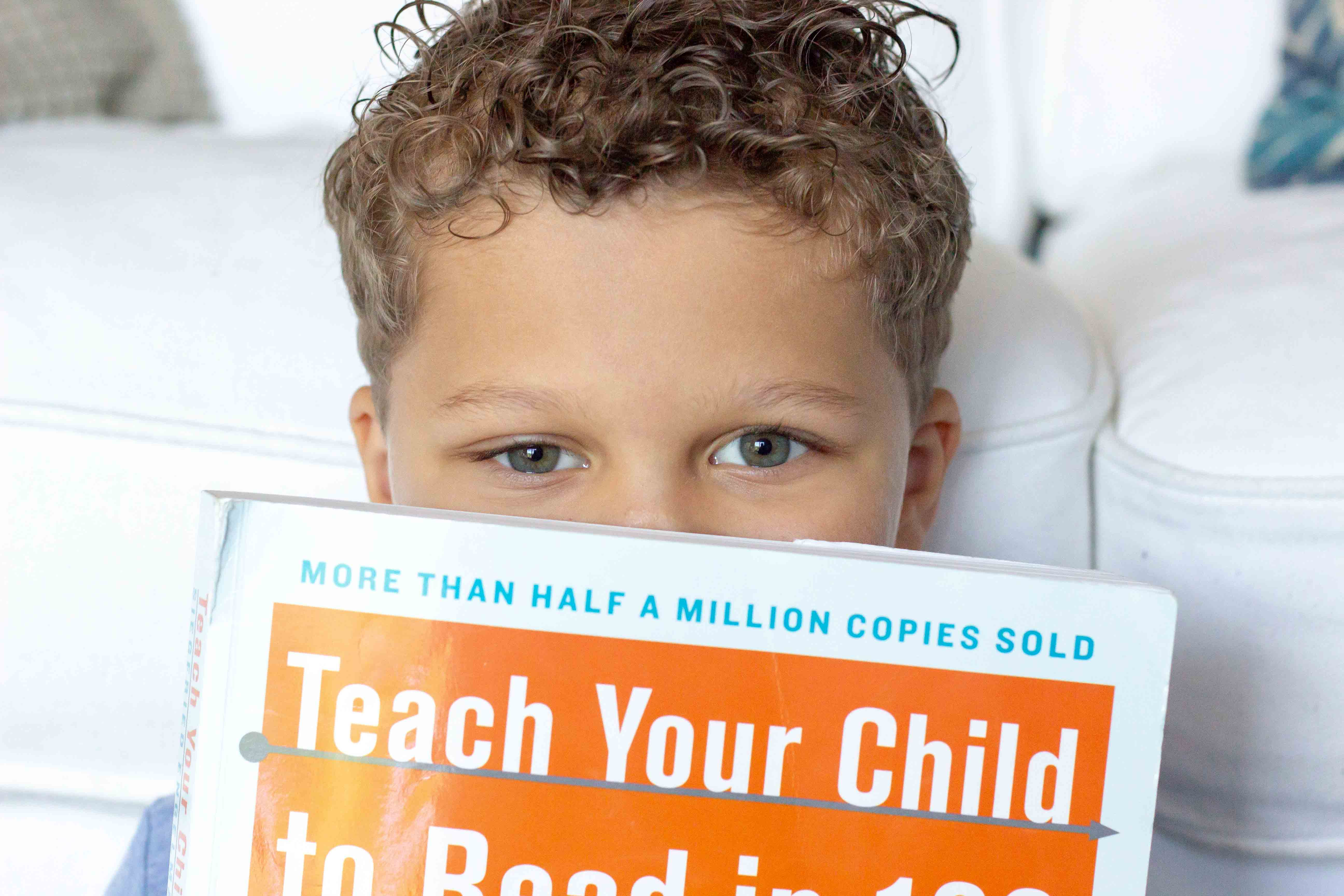 The most simple + easy + fast way to teach your child to read