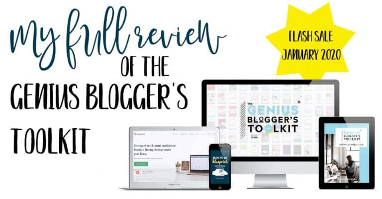 my full review of the genius bloggers toolkit flash 2020