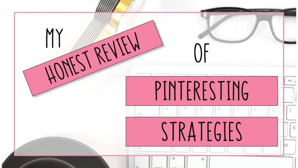 my review of pinteresting strategies