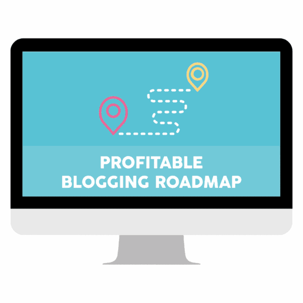 profitable blogging roadmap